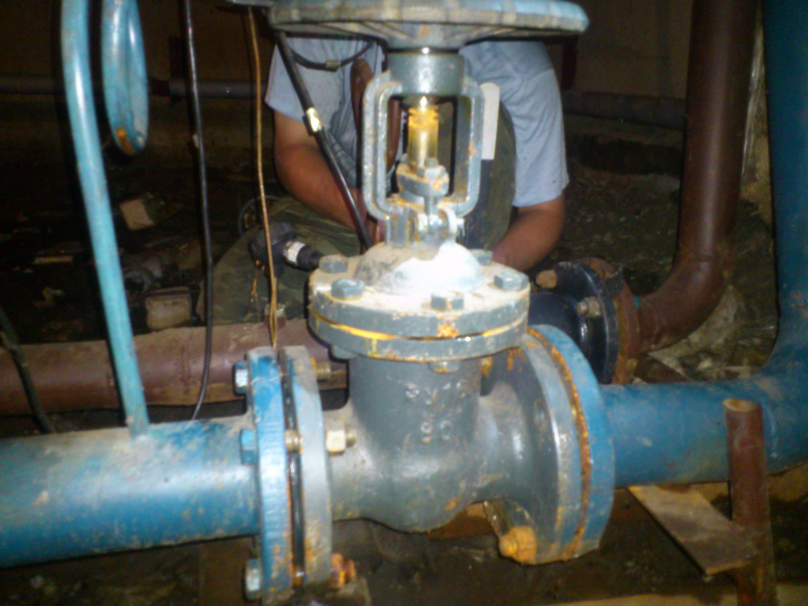 Правильный ремонт и установка запорной арматуры кранов
