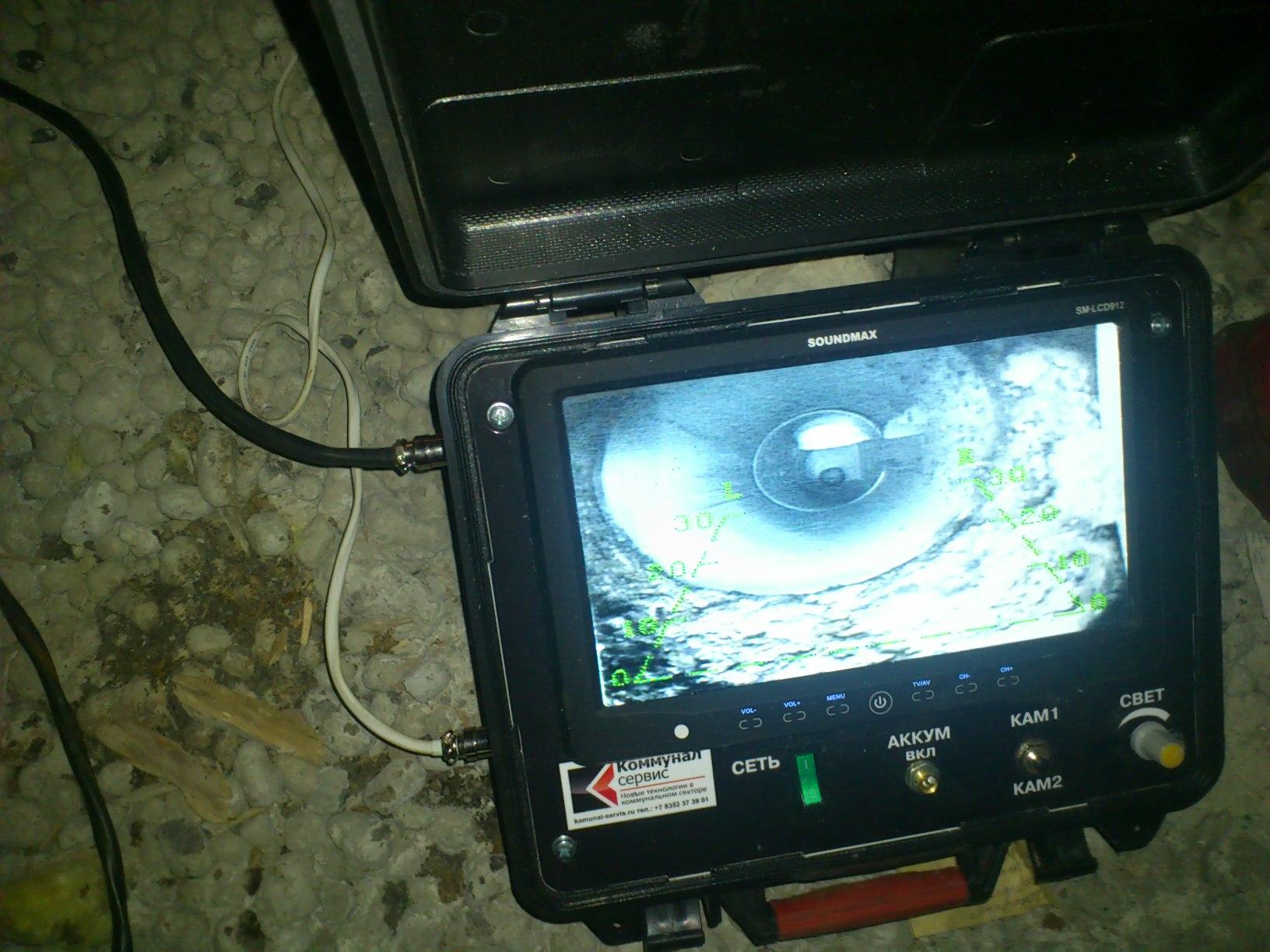 Подглядели на скрытой камерой