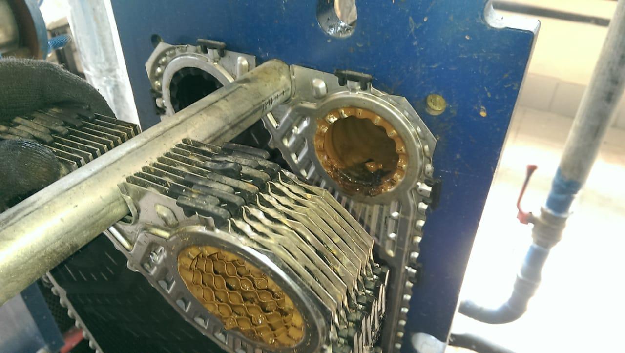 Отчетность теплообменник Промывочный аппарат для теплообменников Pump Eliminate 170 fs Бийск